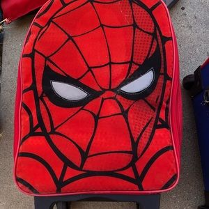 Other - Spider-Man Suitcase
